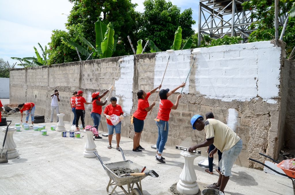 Holy Family Infant & Primary School Peace Garden Kingston