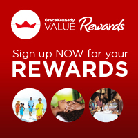 Sign Up Now For Your Rewards