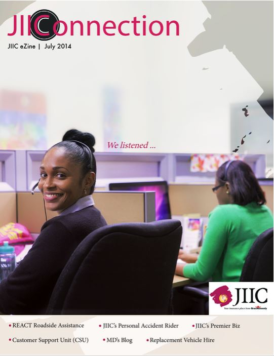 JIIC Connection – July 2014
