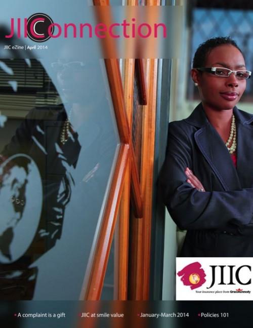JIIC Connection – April 2014